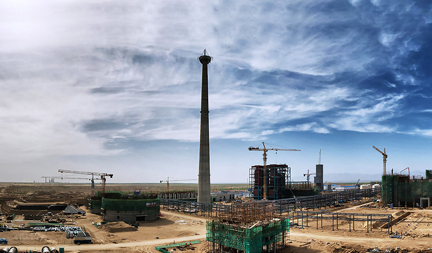 Erdos Guotai 400 KTA Coal-to-Methanol Project